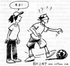 关于足球的剪纸步骤